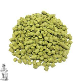 Hallertau Tradition DE hopkorrels 100 gram