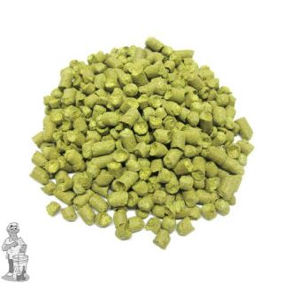 Hallertau Tradition DE hopkorrels 250 gram