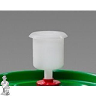 Waterslot plastic Cylindrisch voor 30/60/120/220 vaten