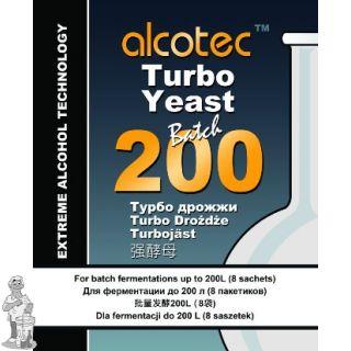 Alcotec 200 Batch Turbo