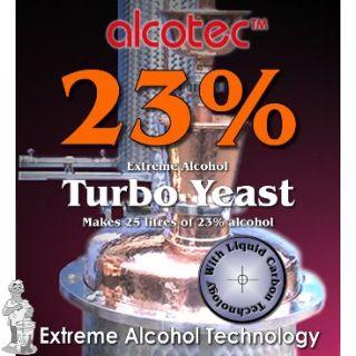 Alcotec Triple Still turbo per stuk