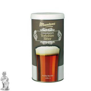 Muntons Yorkshire bitter 1,8 kg (datum mei 2020)