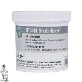 Five Star Stabilizer 5.2 pH 113 Gram.