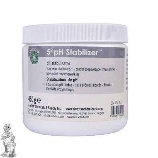 Five Star Stabilizer 5.2 pH 450 Gram.