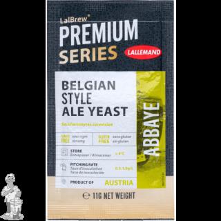 LALLEMAND LalBrew® Premium biergist gedroogd Abbaye - 11 g