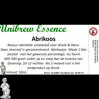 Unibrew essence Abrikoos 500 ml