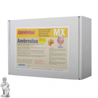 Ambrosius Brewferm Moutextractpakket.