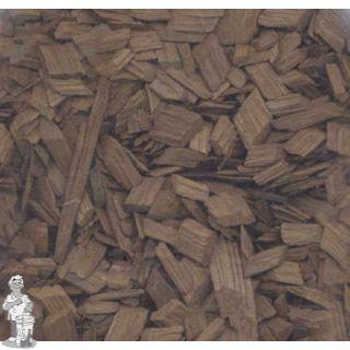 Eiken chips Frans medium 10 KG