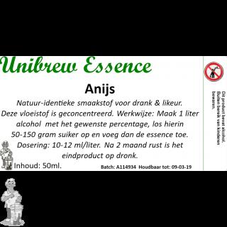 Unibrew essence Anijs (Perno) 50 ml