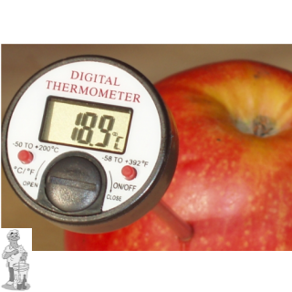 Thermometer digitaal -50°C tot + 200°C