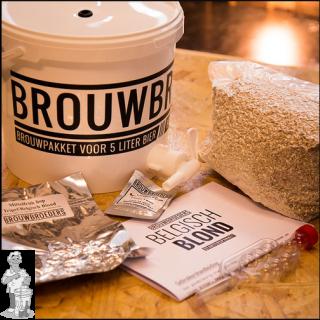 Brouwbroeders Starterspakket - Belgisch Blond