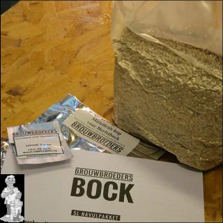 Brouwbroeders Navulpakket - Bock