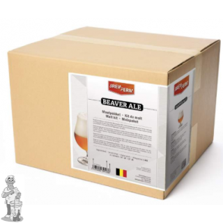 Brewferm Moutpakket Beaver Ale