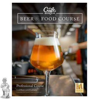 CraftBeer.com Beer & Food Course
