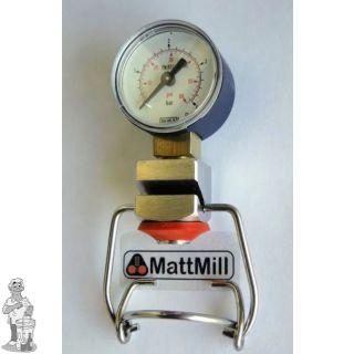 MattMill Manometer Beugel