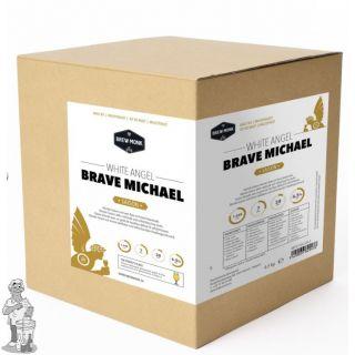 Brew Monk moutpakket - White Angel Brave Michael - voor 20 l