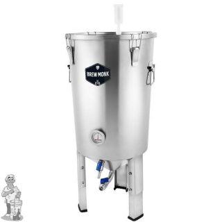 Brew Monk™ rvs vergistingsvat 30 liter