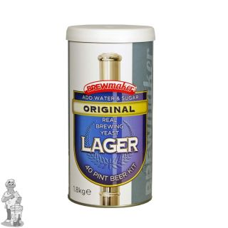 Brewmaker Original Lager 1,8 kg