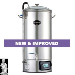 Brew Monk™ Magnus Alles-in-een brouwsysteem 50 Liter  (met gratis wortkoeler 50 liter van €99,50)