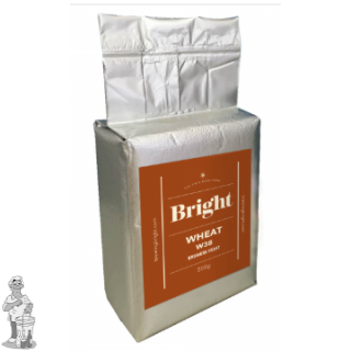 Bright biergist  gedroogd W38 500 gram