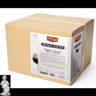 Brewferm Moutpakket Brown Porter