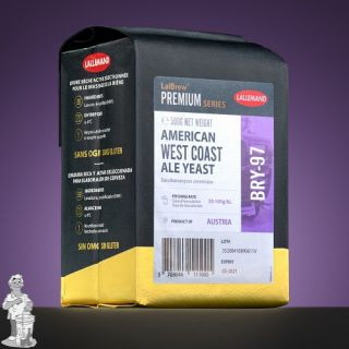 LALLEMAND LalBrew® Premium biergist gedroogd BRY-97 - 500 g