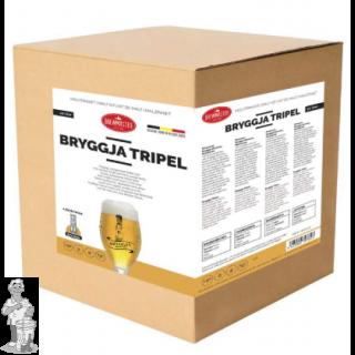 Moutpakket Brewmaster Edition - Bryggja Tripel - 20 l