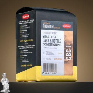 LALLEMAND LalBrew® Premium biergist gedroogd CBC-1 - 500 g