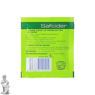 Fermentis Safcider 5 gram