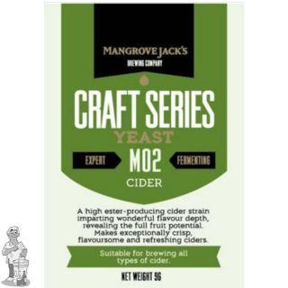Mangrove Jack`s M02 Cider 9 gram