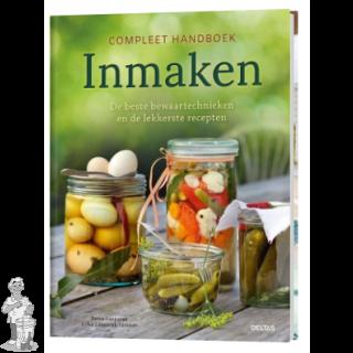 """Compleet handboek """"inmaken"""" (Casparek) hardcover"""