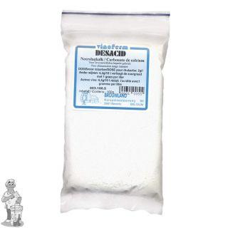 Vinoferm desacid  neerslagkalk 100 gram