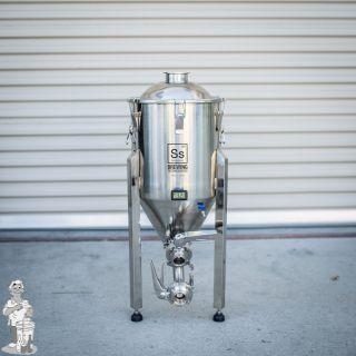Ss Brewing Technologies Chronical Fermenter 17 gallon 64 liter Brewmaster Edition half bbl