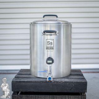 Ss Brewtech Infussion Mash Tun 10 gallon 37.85 liter