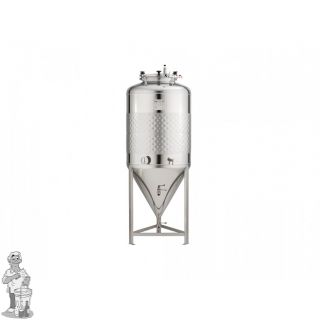 Speidel RVS druktank 625 liter conisch