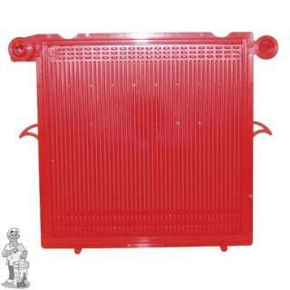 Vervangplaat EIND voor RVS platenfilters 20x20