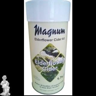 Magnum Elderflower cider kit