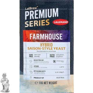 Lallemand Lalbrew Danstar Farmhouse biergist 11 gram