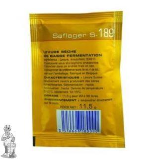 Fermentis Saflager S-189 11,5 gram