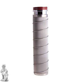 Filterpatroon rvs 50 micron ( 1 op voorraad)