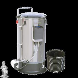 Grainfather automatische rvs alles-in- brouwinstallatie  gratis Graincoat thermomantel plus Monofilament filter zak 100 micron