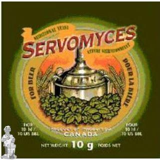 Servomyces 10 gram Gistvoedingscomplex