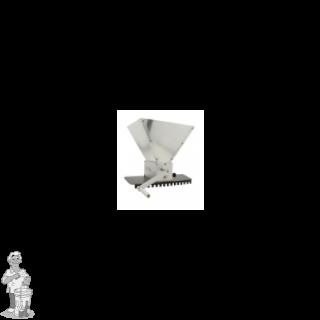 Grain Gorilla Pro mout/schrootmolen met 3 rvs rollen