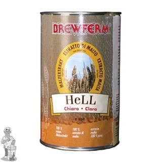 Brewferm Moutextract Vloeibaar Licht 1,5 kg