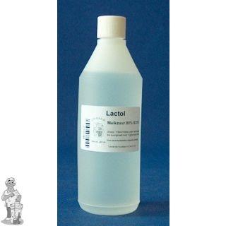 Melkzuur 80% 1 liter ( Lactol )