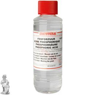 Brewferm Fosforzuur 75% 230ml.