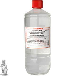Brewferm Fosforzuur 75% 1 liter.
