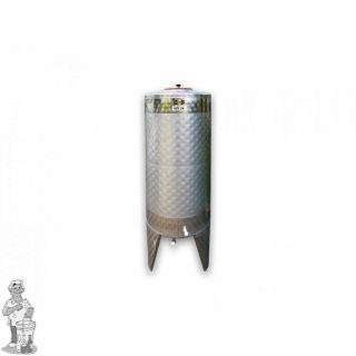 Speidel RVS Gistingstank 625 liter met koelmantel