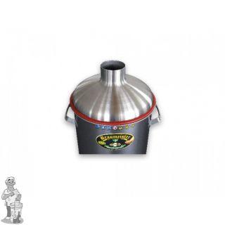 RVS hoed voor Speidel Braumeister 50 liter