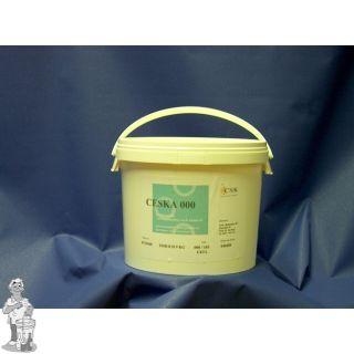 Kaascoating 9 kg geel type 000/185 Kleur E160B